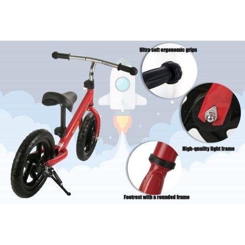 Bicicleta de equilibrio sin pedales de 2 a 6 años Airel - 2