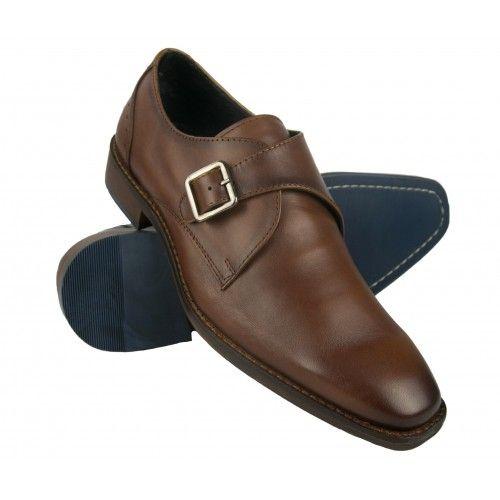 Zapatos de piel elegantes Zerimar - 1