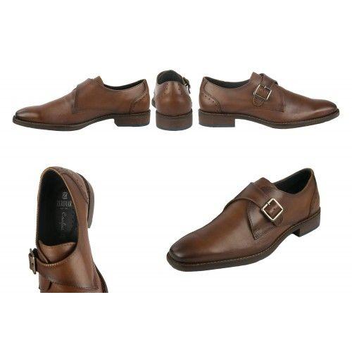Zapatos de piel elegantes Zerimar - 2
