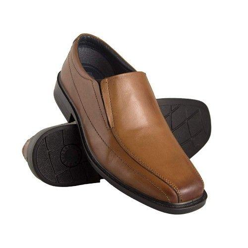 Zapatos clasicos de piel estilo elegante Zerimar - 5