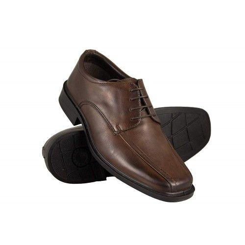 Zapatos clasicos de piel estilo elegante para hombre Zerimar - 1