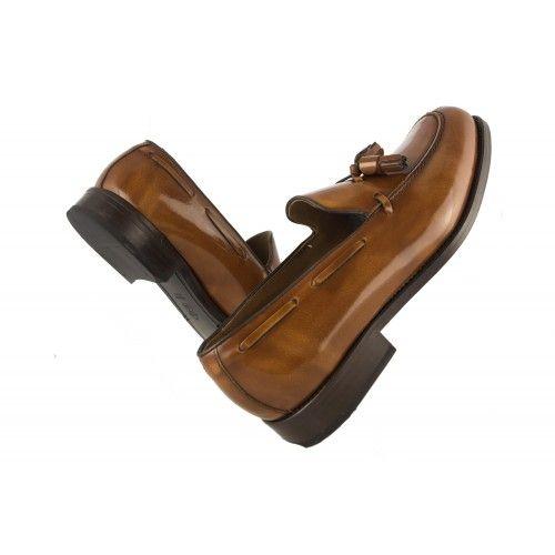 Zapatos castellanos de hombre con borlas Zerimar - 2