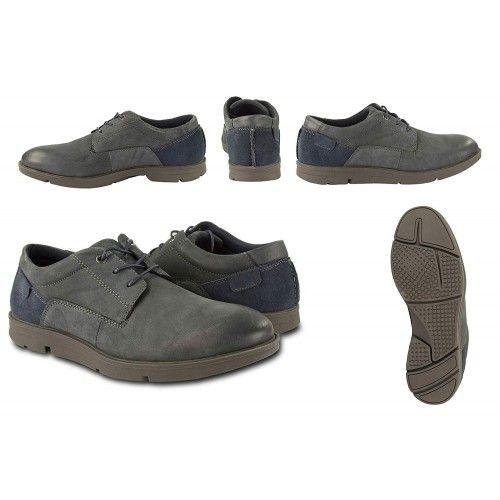 Zapatos de estilo casual de piel Zerimar - 2