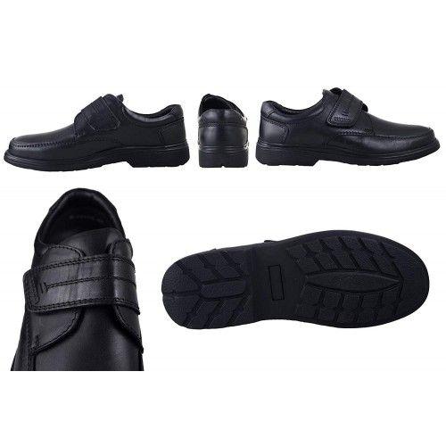 Zapatos de hombres de piel para hosteleria Zerimar - 2