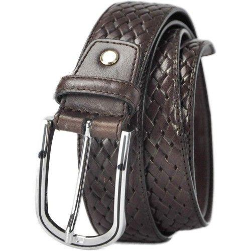 Cinturón de piel estilo elegante 4 cm-1 Zerimar - 1
