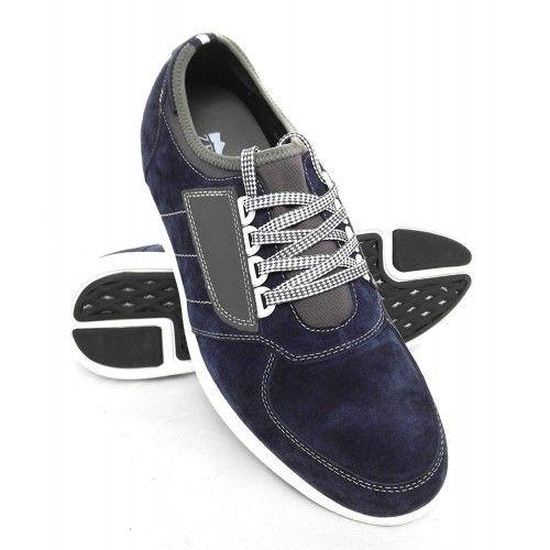 Zapatos estilo casual con alzas para hombre Zerimar - 1