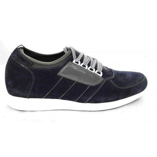 Zapatos estilo casual con alzas para hombre Zerimar - 2