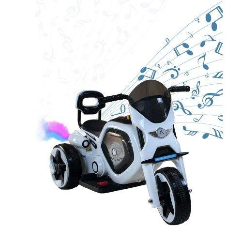Moto electrica con musica y luz para niños de 1 a 4 años Airel - 1