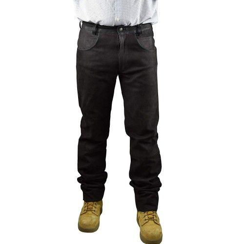 Pantalones de caza antiespinos en color marron Kenrod - 1