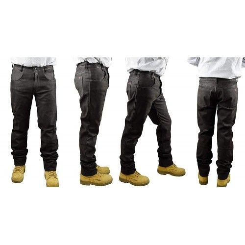 Pantalones de caza antiespinos en color marron Kenrod - 2