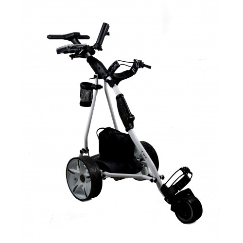 Carrito de Golf Eléctrico Plegable con 3 Ruedas - Batería gel Airel - 1