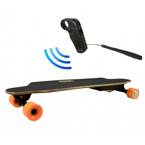 Skateboard monopatin electrico con mando y motor de 250 W Airel - 2
