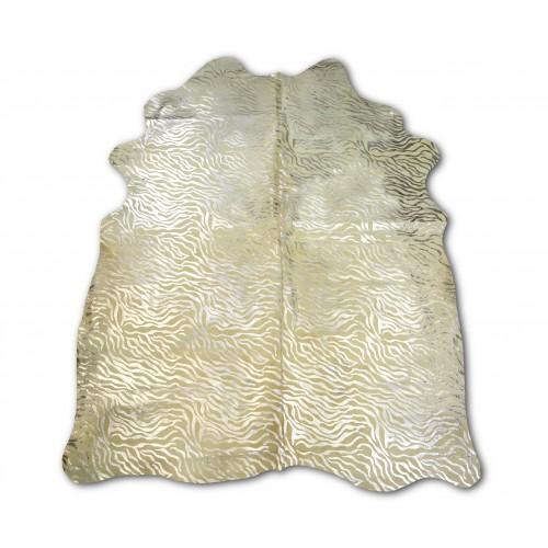 Alfombra de piel de vaca natural TIGRE 215x170 cm Zerimar - 1
