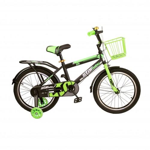 Bicicleta de 16 o18 pulgadas con ruedines de luces Airel - 2