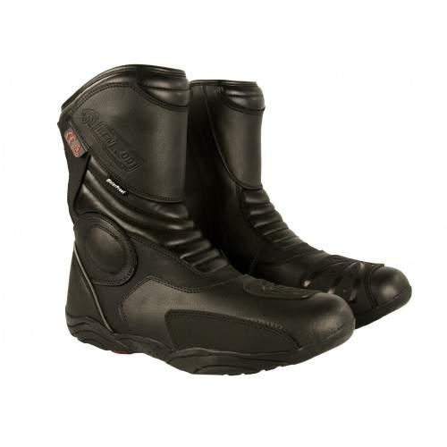 Botas de piel para moto con protecciones modelo KRD Kenrod - 1